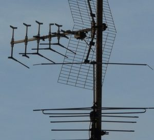 puntamento antenna tv genova