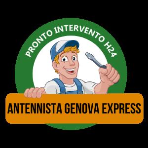 logo Antennista Genova